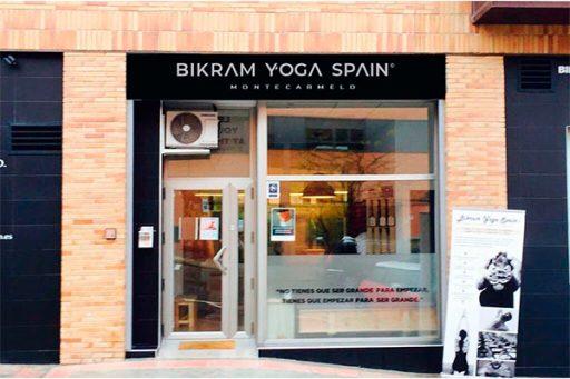 Centro Bikram Yoga Spain Montecarmelo – Madrid