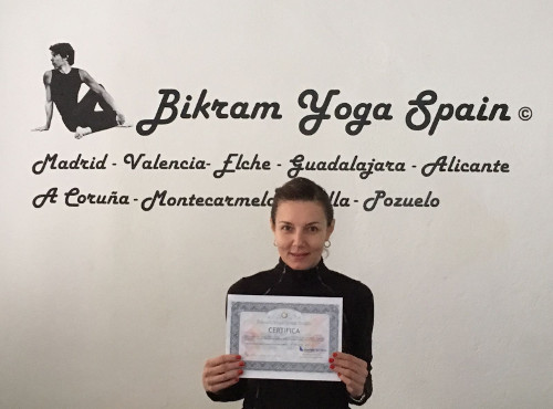 Profesor Bikram Yoga, Marketa