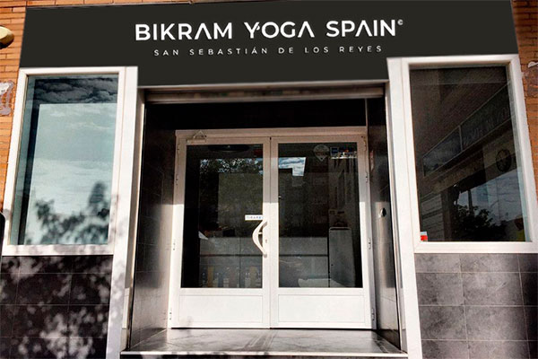 Entrada Bikram Yoga San Sebastián de los Reyes