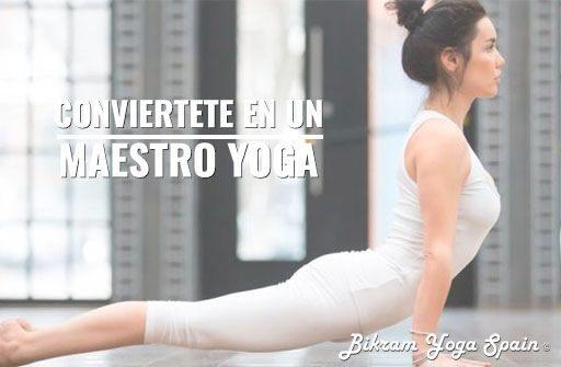 Formación profesor bikram yoga