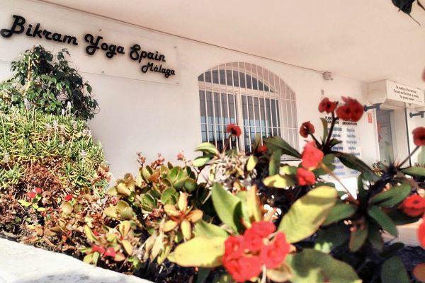 Entrada Bikram Yoga Málaga