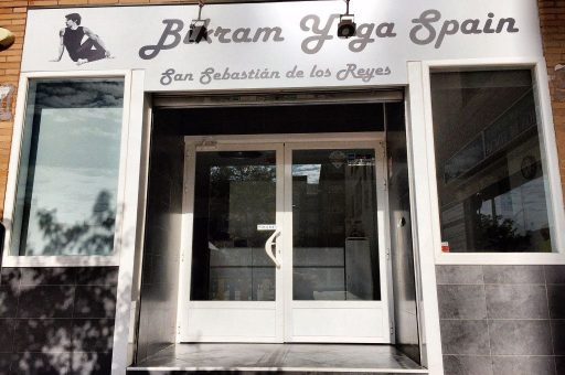 Entrada-san sebastian-reyes-bikram-yoga