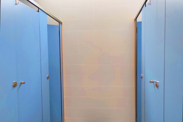 Locker Room San Sebastián de los Reyes
