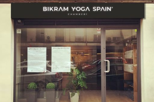 Centro Bikram Yoga Spain Chamberí – Madrid