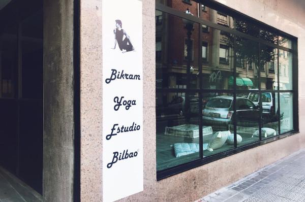 Entrada BIkram Yoga Spain Bilbao