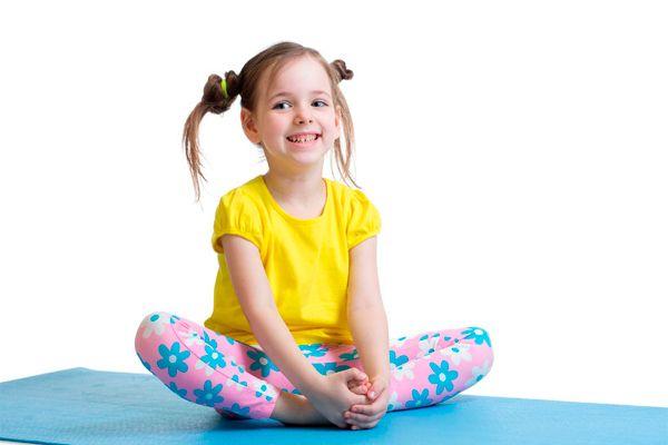 Yoga niños Bikram Yoga Spain