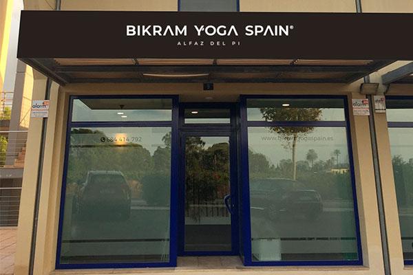 Bikram Yoga Spain Alfaz del Pi