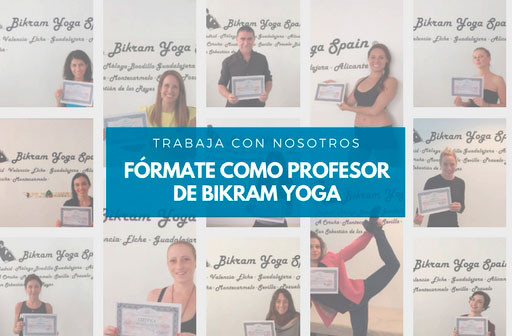 Teacher training Bikram Yoga