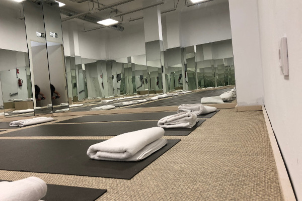 Room Bikram Yoga Las Palmas Canary Islands