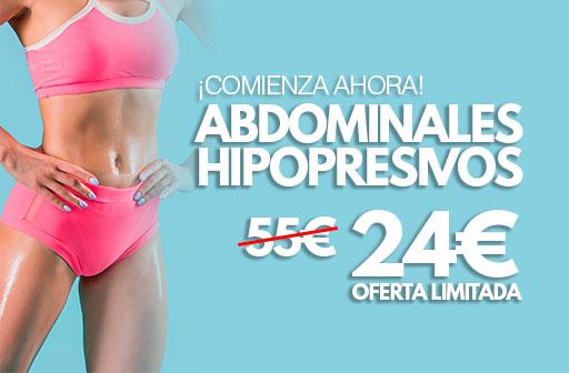 rebajas verano abdominales hipopresivos