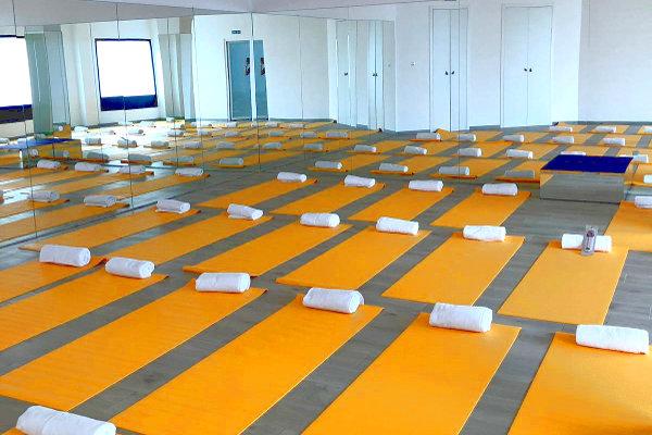 Bikram Yoga Hot Room