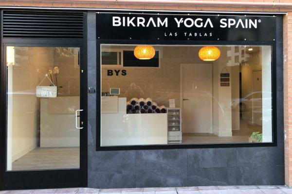 Entrada Bikram Yoga Las Tablas - Madrid