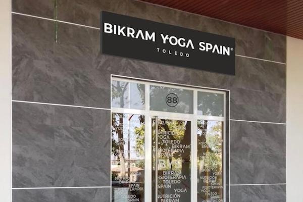 Entrada Bikram Yoga Toledo