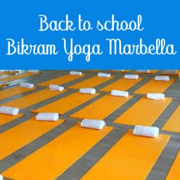 back to school bikram yoga marbella