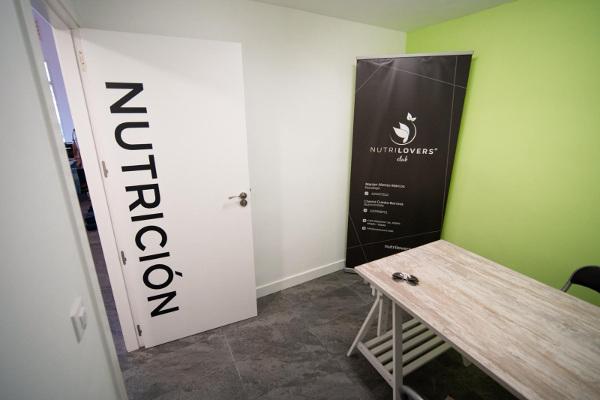 Nutricionista en Toledo, sala nutrición