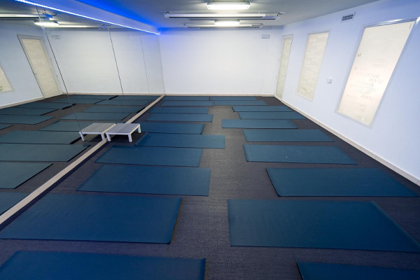 Bikram Yoga Toledo sala hot room