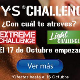 Bikram Yoga light challenge-octubre-2019