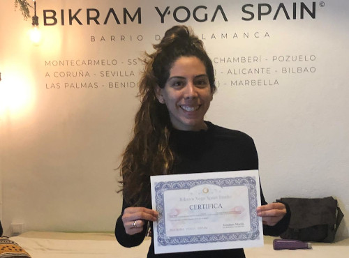 Mariam Vinyasa Yoga teacher
