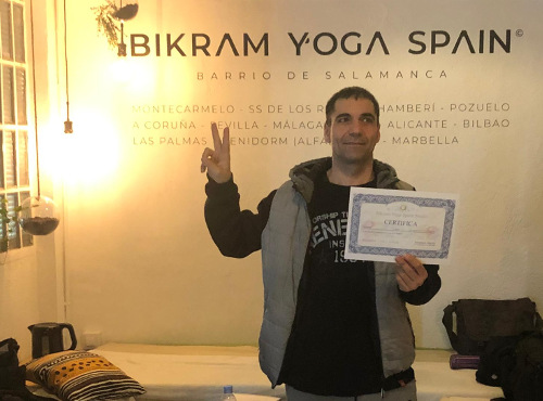 Jose María Vinyasa Yoga teacher