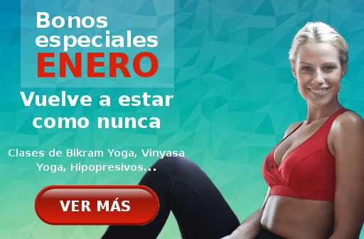 Ofertas enero 2021 Bikram Yoga, Vinyasa Yoga, Hipopresivos