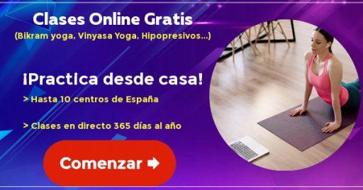 clase yoga gratis online