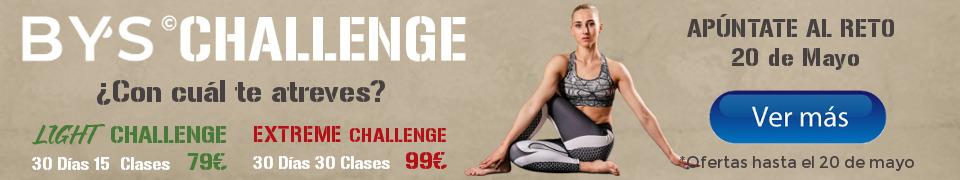 Oferta challenge-mayo 2021, bikram yoga, vinyasa yoga